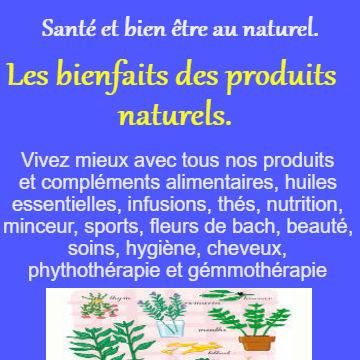 logo santé au naturel